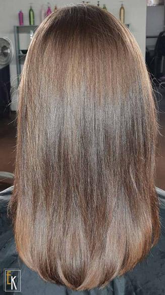 hajszerkezet újraépítés utána