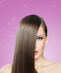 SHECARE hajszerkezet újraépítés, sérült és töredezett hajra